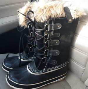 Sorel Joan Of Arctic Winter Boots Size 10